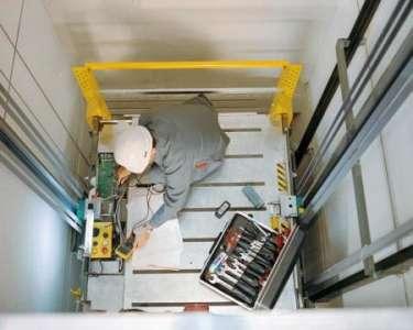 Ремонт та профілактика ліфтів